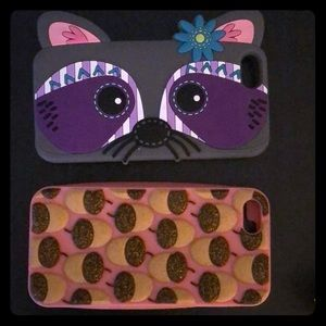 Accessories - Two iPhone 5 cases